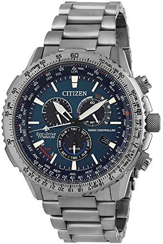 Citizen Promaster Sky Eco-Drive Herren-Funkuhr Titan CB5010-81L
