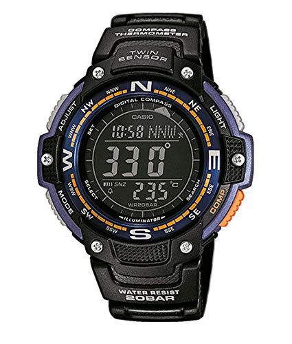 Casio Collection Herren Armbanduhr SGW-100-2BER