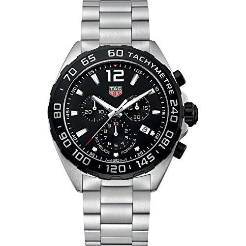 TAG Heuer Formula-1 Herren-Armbanduhr 43mm Schweizer Quarz CAZ1010.BA0842