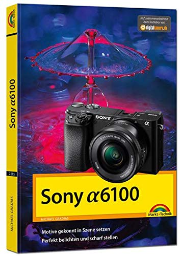 Sony Alpha A6100 - Handbuch zur Kamera