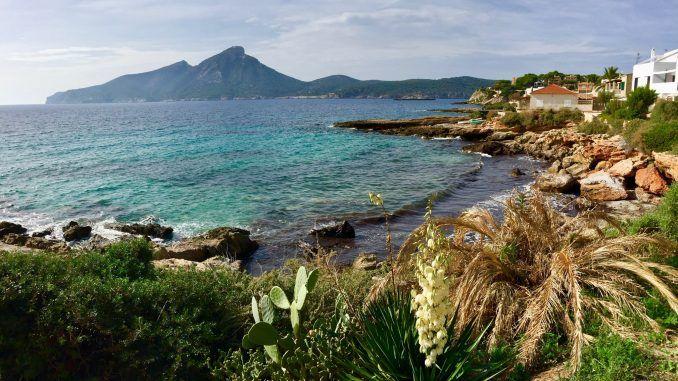 Im äußersten Südwesten von Mallorca liegt sie: Die Isla Dragonera. Foto: Sascha Tegtmeyer tauchen mallorca urlaub reise isla dragonera scuba activa