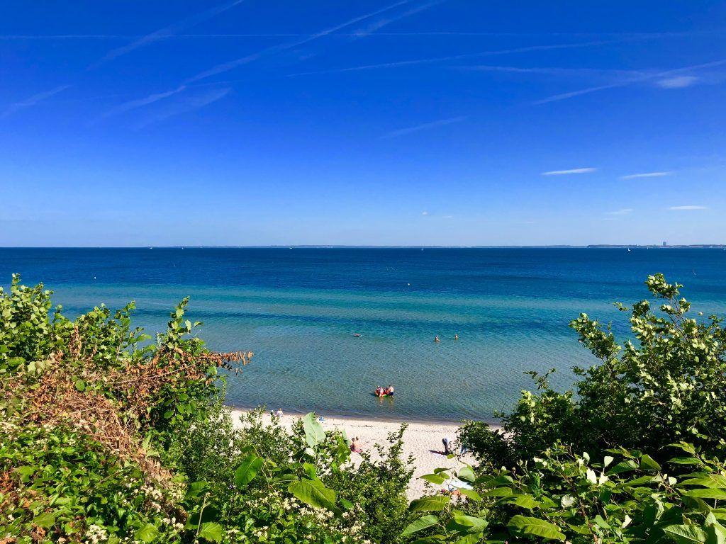 Der kostenlose Strand in Sierksdorf ist vielleicht der schönste Strand weit und breit. Foto: Sascha Tegtmeyer