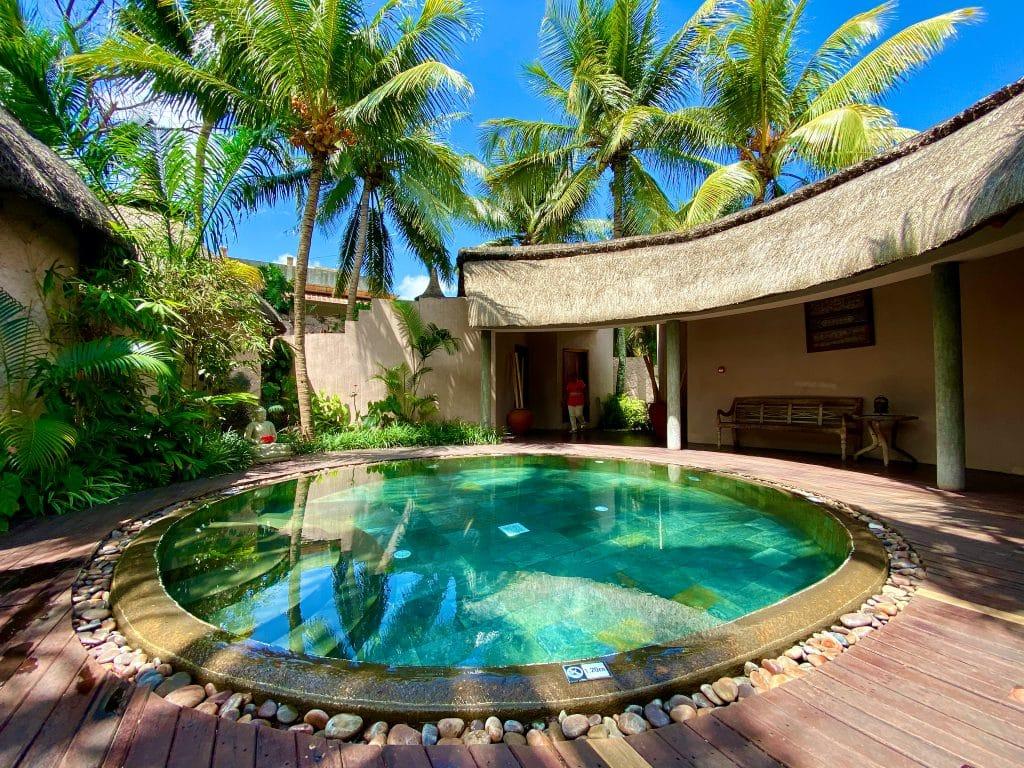 Spa-Time: Überall auf der Insel gibt es luxuriöse Hotels und Resorts, in denen Ihr Euch nach Strich und Faden verwöhnen lassen könnt. © Sascha Tegtmeyer
